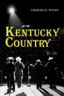 Kentucky Country [Pdf/ePub] eBook