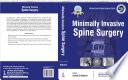 Minimally Invasive Spine Surgery Book