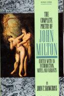 The Complete Poetry of John Milton