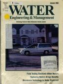 Water Engineering   Management