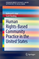 Human Rights-Based Community Practice in the United States - Seite 1