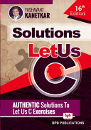 Let us C Solutions 16th Edition Pdf/ePub eBook