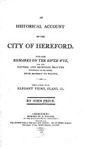An Historical Account of the City of Hereford