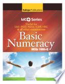 MCQ SERIES  Basic Numeracy  1000  MCQ