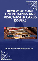 Pdf Review of Some Online Banks and Visa/Master Cards Issuers Telecharger