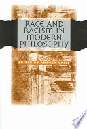 Race and Racism in Modern Philosophy Book PDF