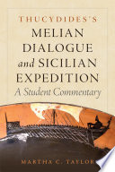 Thucydides s Melian Dialogue and Sicilian Expedition