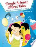 Simple Science Object Talks Book PDF
