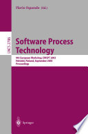 Software Process Technology Book PDF