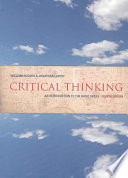 Critical Thinking  fourth edition