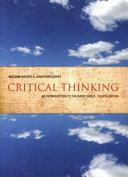 Critical Thinking, fourth edition
