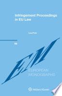 Infringement Proceedings in EU Law