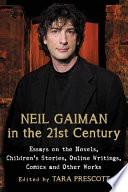 Neil Gaiman in the 21st Century Book