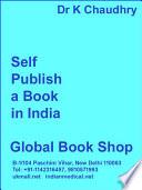 Self Publish a Book in India Book