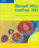 Cover of Microsoft Office FrontPage 2003