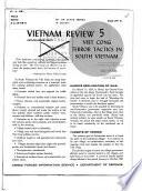 Viet Cong Terror Tactics in South Vietnam Book PDF
