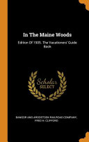 In the Maine Woods Book
