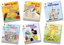 Books - Biff, Chip and Kipper � First Words Level 1 Mixed Pack of 6 | ISBN 9780198480433