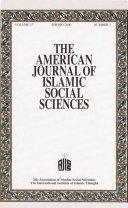 American Journal of Islamic Social Sciences 17 1