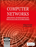 COMPUTER NETWORKS  PRINCIPLES TECHNOLOGIES AND PROTOCOLS FOR NETWORK DESIGN