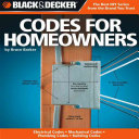 Black & Decker Codes for Homeowners