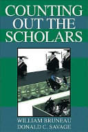 Counting Out The Scholars