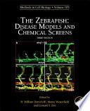 The Zebrafish Disease Models And Chemical Screens Book PDF