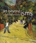 Art Beyond Isms
