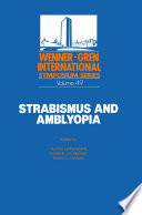 Strabismus and Amblyopia