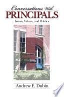 Conversations With Principals Book PDF