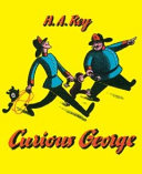The Original Curious George banner backdrop