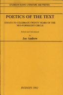 Poetics of the Text