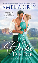 A Duke to Die For [Pdf/ePub] eBook