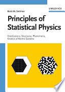 Principles of Statistical Physics