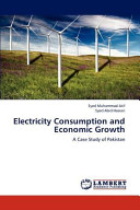 Electricity Consumption and Economic Growth