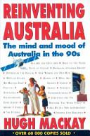 Cover of Reinventing Australia