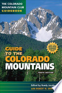 """Guide to the Colorado Mountains"" by Randy Jacobs, Robert M. Ormes"