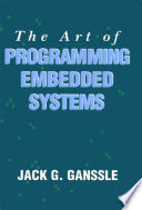 The Art Of Programming Embedded Systems Book PDF