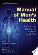 Manual Of Men S Health Book PDF