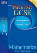 Rev Gcse Maths Study Guide