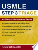 USMLE Step 3 Triage