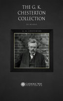 The G  K  Chesterton Collection  50 Books