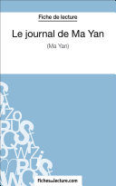 Le journal de Ma Yan Pdf/ePub eBook