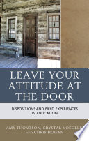 Leave Your Attitude At The Door PDF