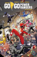 Saban's Go Go Power Rangers Vol. 4 [Pdf/ePub] eBook