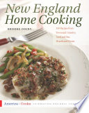 New England Home Cooking Book