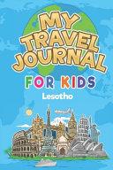 My Travel Journal for Kids Lesotho