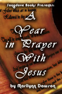 A Year in Prayer With Jesus Pdf/ePub eBook