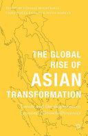 The Global Rise of Asian Transformation Pdf/ePub eBook