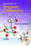 Essentials of Organic Chemistry Book
